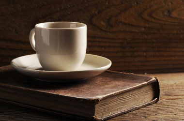 why books are good, coffee, reading