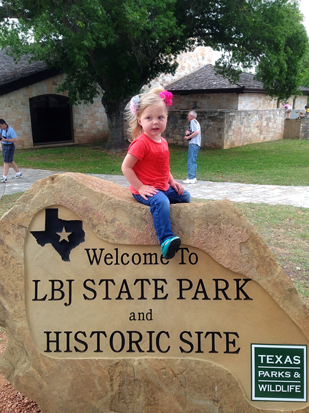 free fun in Austin, LBJ State Park, fun in Texas with kids, free stuff to do in Austin area