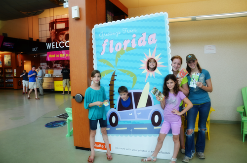 road trips with kids, car games for kids, road trips with kids tips, road trip tips, Florida Welcome Center