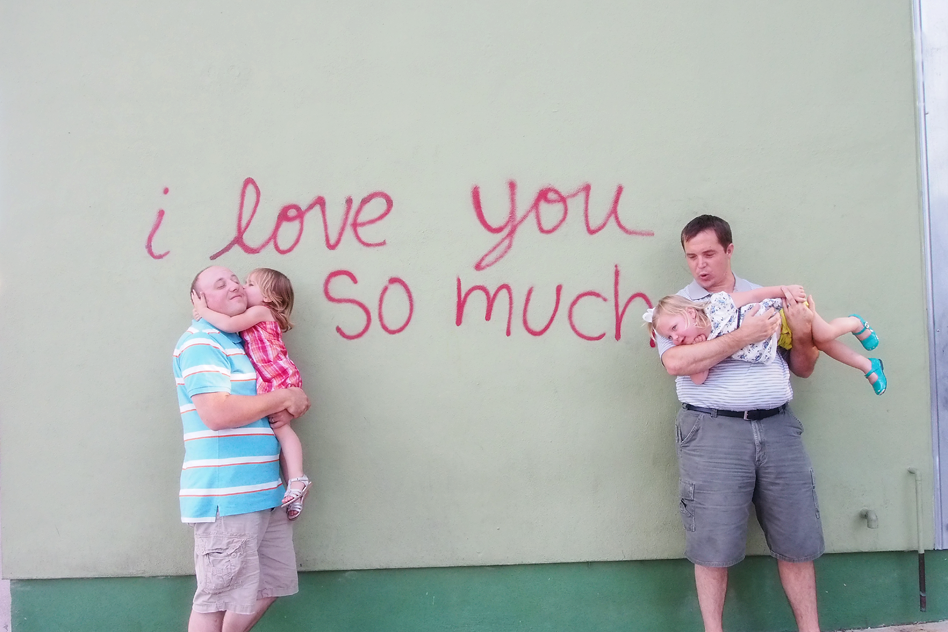 toddler activities in Austin, family fun in Austin, Texas, i love you so much sign